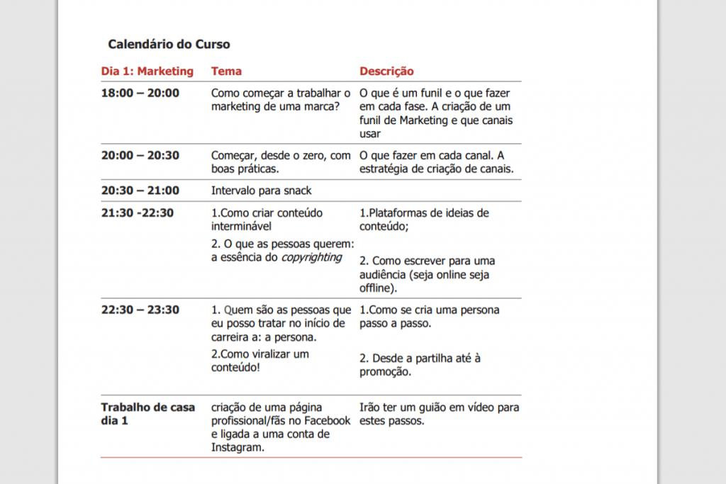 Programa, isto é vendas ou realcionamento dia 1, por Sacha Matias e Dr. Performance, for Business